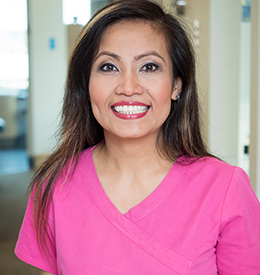 Raquel, RV Dental, Thornhill